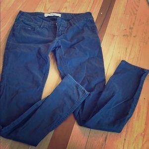 Denim - Hollister blue khaki pants